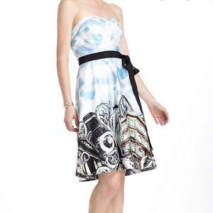 Anthropologie Moulinette Soeurs skyward dress
